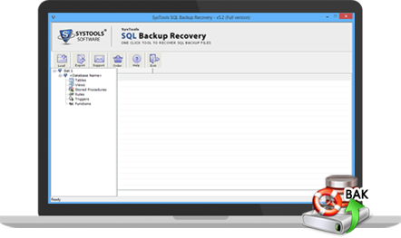 SQL .bak recovery tool